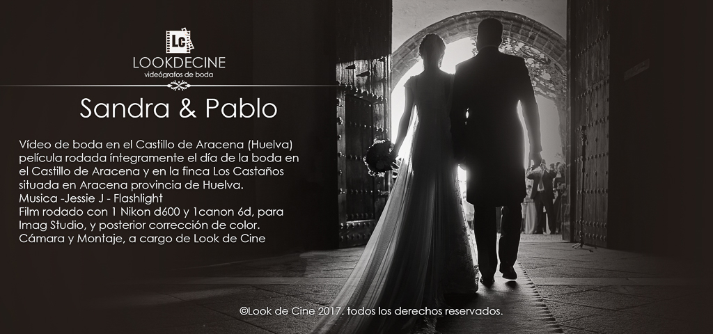 boda en el Castillo de Aracena LookdeCine